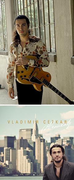 モダン・ヴィンテージ・AOR ソウル大傑作アルバムの誕生。Vladimir Cetkar(ヴラディミール・チェトカー)、配信開始!!