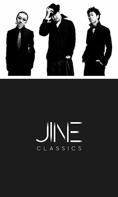 コンプリート・ベストをリリースしたJINEの貴重なインタビューがHMV ONLINEに掲載!