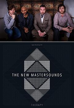 新作アルバム『Therapy』が大好評のThe New Mastersounds、収録曲の「I Want You To Stay」がFM North WaveのTOP40チャートで1位獲得!!