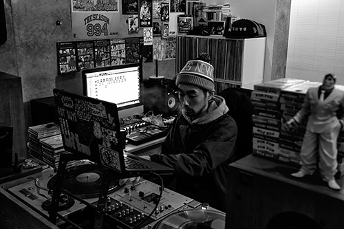 DJフォーティー・ナイン(DJ 49)