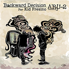 """東京ビート・シーンのビートメイカー、Arμ-2とFla$hBacksのKid Fresinoによるジョイント・アルバムから""""Keep Rollin'""""のMVが公開!"""