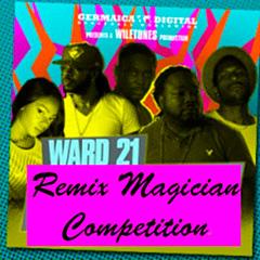 WARD 21のREMIXコンペ「Remix Magician Competition」REMIX楽曲が出揃い公開中!この中からWARD 21が「もっとも狂ってる」と認定したREMIXが選ばれる!