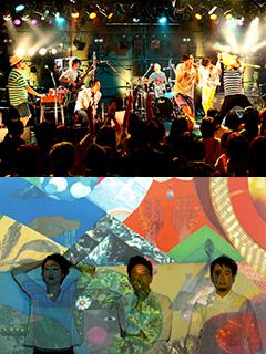 ワンダフルボーイズのリリースパーティにbonobosの出演が決定、さらにワンダフルボーイズのゲストMCとしてロボ宙、FUNKYMICの参加も決定!