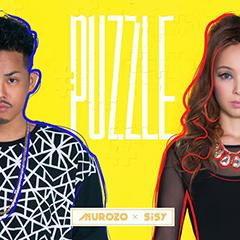 WESTAHOLICの筆頭ラッパー、MUROZOと注目のシンガー、SiSYのコラボレーション・アルバム『PUZZLE』から、先行配信第二弾となるタイトル曲のTeaserが公開!