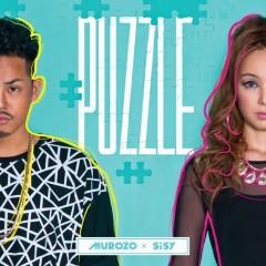 WESTAHOLICの筆頭ラッパー、MUROZOと注目のシンガー、SiSYのコラボレーション・アルバム『PUZZLE』の詳細が決定!