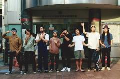 渋谷ストリート発!生のヒップホップ・バンドSANABAGUNが、HMV ON LINE企画「無人島~俺の10枚」企画に登場!