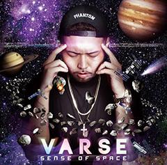 青森発の新鋭ラッパー、VARSEの来月にリリース予定のデビュー・アルバム『SENSE OF SPACE』の詳細が決定!FILLMORE、JOYSTICKK、KOWICHI、AKASHINGOらが参加!