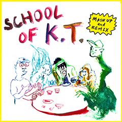 カタコトの1stアルバム「HISTORY OF K.T.」が全曲マッシュアップ&リミックスの FREE DLアルバムになって帰ってきた!group_inouからimaiを迎えてのリミックスも特別収録(MVも同時公開)!