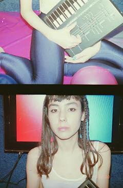 日仏ハーフの宅録女性SSW、Maika Leboutet(マイカ・ルブテ)、12月3日に発売するデビューアルバム『100(momo)』のジャケット&トレイラー公開!12月5日にはAZUMA HITOMIを招いてのレコ発も急遽決定!