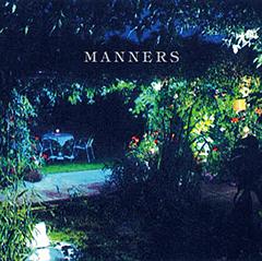 【7inch リリース!】10月にリリースされたMANNERS mini Album『Facies』から「暗号 Theme from~」Edit Ver.と「Facies」を収録した限定7inchをHMV recordshop渋谷限定でリリース!