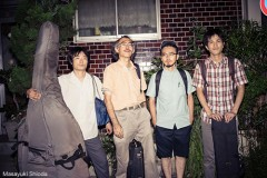 NRQ [東京の演奏 ―尾林星とNRQ―]at 東京