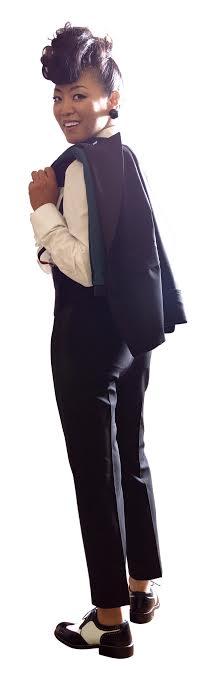 大西ユカリ生誕50執念記念!クレイジーケンバンド横山剣作詞・作曲の2曲の6テイク含む渾身の新曲に加え、最新ライヴ録音もたっぷり詰め込んだNEWアルバム『肉と肉と路線バス』12/24発売!