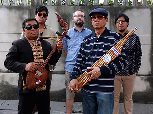 ザ・パラダイス・バンコク・モーラム・インターナショナル・バンド(THE PARADISE BANGKOK MOLAM INTERNATIONAL BAND)
