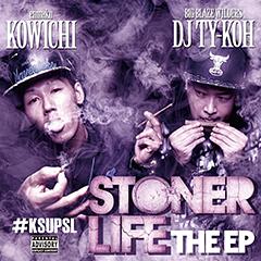 いよいよ今週末!KOWICHI & DJ TY-KOHによる話題のミックスCD『STONER LIFE THE MIXTAPE』のリリース・パーティが7/5(日)の「CROSSROAD:湘南平塚七夕祭りSP」にて開催!