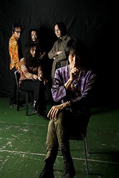 馬頭將噐(ex Ghost)率いるスーパーサイケデリックバンド、ザ・サイレンス、3.18リリースのデビューアルバム発売記念ライブ、4.14(火)渋谷O-nestにて開催決定!ディスカウント特典もあります!