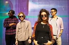 グルーヴィーでエレクトロニックな革新的ソウル!今LAで注目を集めるバンドidesiaのデビュー作『Golden Dreams』がデジタル解禁!