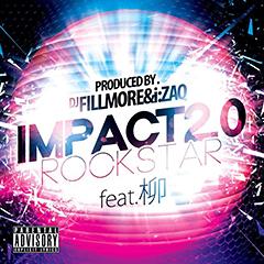"FILLMORE率いるWESTAHOLIC RECORDSのサポートのもと、Next Break必至なラッパー、ROCKSTARのニュー・シングル""IMPACT""が本日より配信開始!"