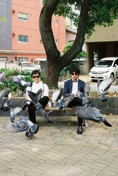 入江陽とbutajiによる共作EP『探偵物語』、7月2日に急遽発売!この夏にピッタリなアーバンで爽やかなマストアイテム!最高にユーモラスな2人による全曲視聴できるトレイラー映像も公開です!