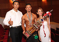 金子賢プロデュースによる夏が最も似合う男性を決めるコンテスト「Summer Style Award 2015」にてFILLMOREが総合優勝!