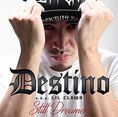 "DESTINOの完全復活を遂げるニュー・アルバム、iTunesにて本日より先行予約受付開始!アルバム発売に先駆けて""Keep Ya Head Up"" feat. AKASHINGOの先行購入も可能!"