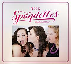 8/19に待望の新作『Sequin Sunrise(邦題:スパンコール・サンライズ)』をリリースするThe Spandettes(ザ・スパンデッツ)、リード曲「Love Me Leave Me」をYouTubeで公開開始!!