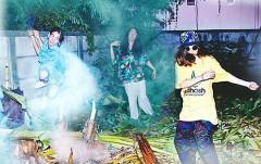 10/14(水)TempalayデビューEP『Instant Hawaii』が配信開始!そして11/6(金)開催のリリースパーティー&Homeshake来日公演のオープニングアクトにyahyel(ヤイエル)が決定!!