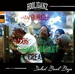 ニュー・アルバム『Salad Bowl Boys』が各所で高い評価を得ているHOOLIGANZ、本日23時からオンエアとなるSSTV「BLACKFILE」にて先日渋谷ASIAで行なわれたライブの模様がオンエア!