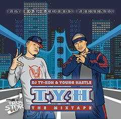 YOUNG HASTLEとDJ TY-KOHのコラボによる話題のミックスCD『TYH THE MIXTAPE』の詳細が決定!