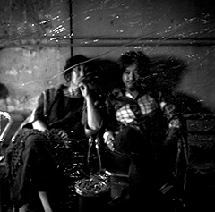 室井滋&W.C.カラス『信じるものなどありゃしない』が好評を得ている魂のブルースマン、W.C.カラスさんの特集コーナーが北日本放送にて放送!!