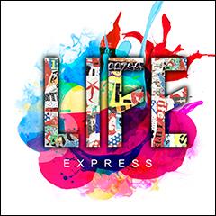 EXPRESS 『LIFE』が iTunes、レゲエZION のランキングで1位に!