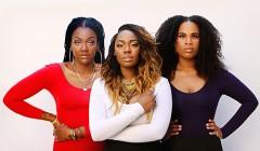 グラミー賞にもノミネートされている、LAの女性3人組『KING』12月来日公演「Twilight Shower」でのパフォーマンスの模様がスペースシャワーDAXチャンネルにて公開!!