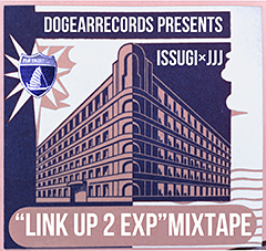 ISSUGIがJJJとのコラボレーションでフリーのミックステープ『LINK UP 2 EXPERIMENT』を発表!また今週末には池袋bedにて人気イベント「REFUGEE MARKET」が開催!