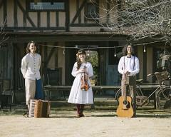 日本のアイリッシュ音楽シーンを牽引するバンド、tricolor(トリコロール)がPヴァインからヴォーカル・アルバムを4月にリリース!
