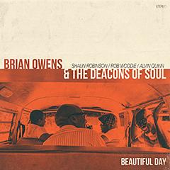 音楽愛に溢れた極上レトロサウンドは要チェック! Brian Owensの最新作『Beautiful Day』が本日デジタル解禁!