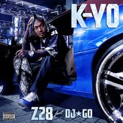 """DJ☆GO率いるRIDE RECO SOLDIERとしての活動やGO、KOWICHIらの作品への参加で知られるラッパー、K-YOのちまたで話題な新曲""""Z28"""" feat. DJ☆GOが本日より配信解禁!"""