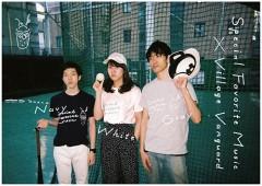 今大注目、大所帯ポップバンド『Special Favorite Music x ヴィレッジヴァンガード限定コラボグッズ』販売中!!