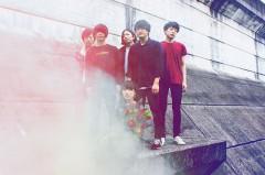 MARQUEE BEACH CLUB【MARQUEE BEACH CLUB 1stアルバム「Flavor」ツアー】at 大阪