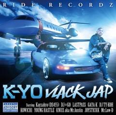 """DJ☆GOフル・プロデュースによるK-YOの待望のファースト・アルバム『VLACK JAP』からYOUNG HASTLE、DJ TY-KOHが参加した""""ストロングゼロ""""のMVが公開!"""