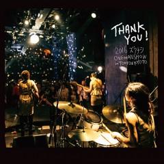 もはやベスト盤!!ズクナシの代表曲をたっぷり収録した産休直前奇跡の時間を封じ込めた一生に一度な、熱狂のライブ盤!『ズクナシ / サンキュー( ZUKUNASI / THANK YOU )』10/19発売!