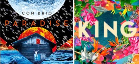 KING & Con Brio 来日記念!今年の大ヒットアルバムがスペシャルプライスで販売中!!