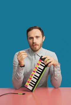 JAMES VINCENT McMORROW【来日公演】 at 東京