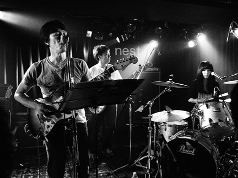 『渚にて / 星も知らない』発売記念ライブが1月14日渋谷O-nestにて!!会場限定先行発売もあります。