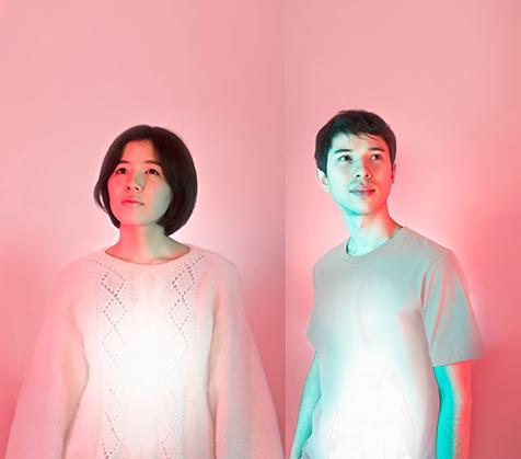 ロンドンの宅録ポップマエストロ、Ken KobayashiとKanadeのユニットが放つデジタルシングル第1弾「アカイソラ」が本日配信スタート!リリースパーティはいよいよ今週末3/12(日)!
