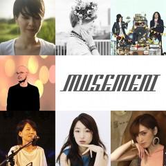 MUSEMENT【「Musement Fair」発売記念 LIVE 「夜のミューズメント」】at 東京