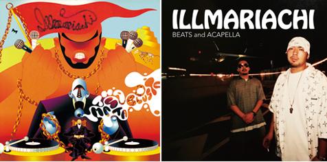 ILLMARIACHIのデビュー・アルバム20周年記念盤をリリースした刃頭セレクションの洋楽HIPHOP曲が有線放送キャンシステムのHIPHOPチャンネルにてオンエア!楽曲解説&インタビューも公開!必見!