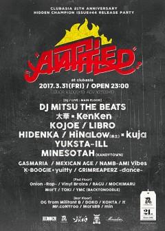 YUKSTA-ILL 【ANTITLED】at 東京
