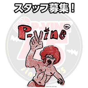P-VINE スタッフ募集