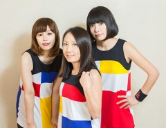 少年ナイフ【Shonen Knife presents 『712 DAY PARTY 2017』】at 東京