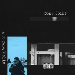 ソロ・デビュー・アルバムをついにリリースしたDONY JOINT(KANDYTOWN / BCDMG)セレクションの洋楽HIPHOP曲が有線放送キャンシステムのHIPHOPチャンネルにてオンエア!楽曲解説&インタビューも公開!