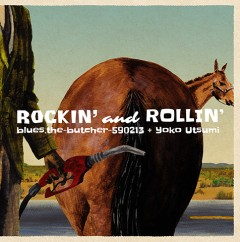 blues.the-butcher-590213 + Yoko Utsumi『Rockin' And Rollin'』、iTunesブルースチャート1位獲得!